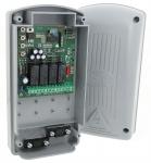 Module récepteur radio CAME RBE4N 4 canaux 12-24 Volts