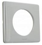 Plaque Céliane 1 poste Aluminium