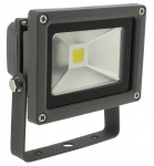 Projecteur ext�rieur � LED - Vision-EL - 10W - 3000K - Gris - IP65