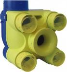 Kit VMC - Venturia avec Gaines - Unelvent 603048