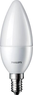 Ampoule à LED Philips CorePro LEDcandle - E14 - 6W - 2700K - 230V - B39