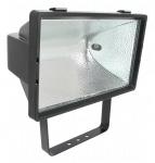 Projecteur extérieur halogène R7S 254 1500W Aric MX1500 noir