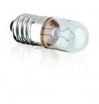 Lampe Miniature - Culot E10 - 12 Volts - 3 Watts - Tube 10 x 28 - Par 5 - ABI - Aurora AB17505
