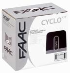 Kit FAAC Cyclo 24V intégral 400 kg