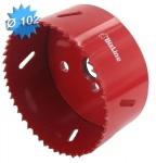Scie cloche HSS bi-métal diamètre 102 mm