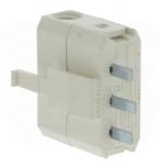 Fiche DCL 2P+T 6A pour luminaire douille DCL