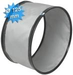 Manchette souple diamètre 125 mm
