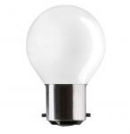Lampe Miniature - Culot B22 - 230 Volts - 15 Watts - Sphérique - ABI - Aurora AC5850BL