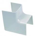Angle intérieur - Pour goulotte de climatisation 80 mm - EID Distribution AG80AI