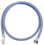 Flexible d'alimentation droit coudé - Longueur 2000 mm - Gripp