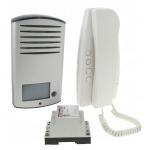 Kit parlophone Bticino Sprint 2 fils 1 appel