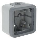 Boitier Plexo saillie 1 poste (composable)