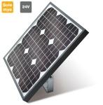 NICE PSY24 - Panneau solaire photovoltaique supplémentaire