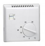 Thermostat électrique - Sortie inverseur - Hager 25501