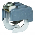 Connecteur pour liaison équipotentielle de 18 à 22 mm