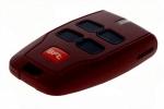 Télécommande BFT MITTO 4 433.92 Mhz 4 canaux rouge