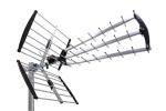 Antenne UHF triple spéciale TNT 67 éléments
