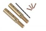 Kit de r�paration pour aiguille en fibre de verre diam 11mm