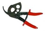 Pince coupe cable à crémaillère