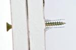 Cheville plate à clouer de 25mm. Boite de 50