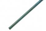 Tige filetée 10 mm x 1 mètre en acier zingué. Lot de 10