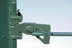 Attaches pour tiges filetées M6 4-10 mm par 25