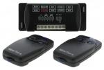 Kit récepteur radio NICE FLOX2R fréquence 433.92 Mhz 2 canaux
