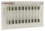10 fusibles en verre 6 x 32 250V 3,15 Ampères type F (Rapide)