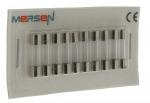 10 fusibles en verre 5 x 20 250V 1 Ampère type F (Rapide)