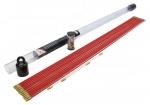 .Kit baguette tire fils 12 mètres diam. 5mm en fibre de verre