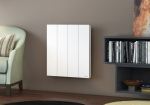 Radiateur connecté - Thermor Kenya 3 - Horizontal - 1250 Watts - Blanc - Thermor 414541