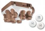 Kit VMC Hygroréglable Type B - Unelvent Ozeo ST KHB - T3/4 M