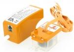 Pompe à condensat bi-bloc 14l/h orange