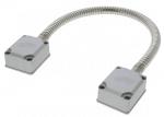 Gaine de protection de 45 cm pour cable de gache
