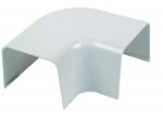 Angle plat - Pour goulotte de climatisation - 80 mm - EID Distribution AG80CP