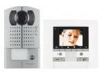.Kit vidéo couleur Polyx Memory platine saillie 1 appel