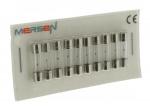 10 fusibles en verre 5 x 20 250V 2,5 Ampères type T (Temporisé)