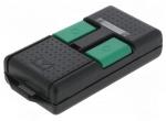 Telecommande Cardin fr�quence 433 Mhz 2 canaux S476-TX2