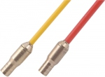 .Kit de 2 baguettes à connecteurs rotatifs diamètre 5 mm