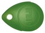 Badge / Clé de proximité - 13.56 - Verte - Urmet MEMOPROX/V