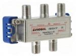 Répartiteur ULB 5-2300 MHz 4 sorties
