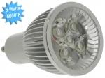 Lampe à LED Vision-EL GU10 6 Watts 6000K 230 Volts