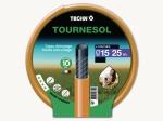 Tuyau d'arrosage - Tournesol - Jaune - 19 mm - 25 Mètres - Anti-vrille - Techno 2333
