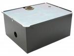 Caisse de fondation en acier inoxydable pour moteur GIBIDI FLOOR