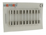 10 fusibles en verre 5 x 20 250V 0,25 Ampère type T (Temporisé)