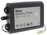 Bloc batterie 9 volts 12 Ah pour alarme Nice Home