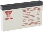 Batterie 12 volts 2 Ah