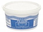 Mastic sanitaire d'étanchéité FILGUM - Pot de 200 grammes - Geb