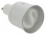 Ampoule fluo compacte GU10 10W 300lm 4000K D50 ballast intégré