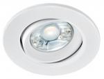 Spot encastrable à LED - Aric Elody - 7W - 3000K - Blanc - Aric 50401